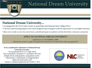 National Dream University